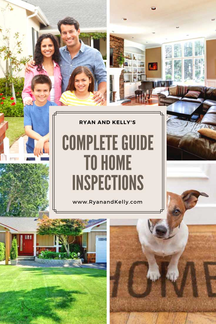 Pinterest Graphic for Home Inspections